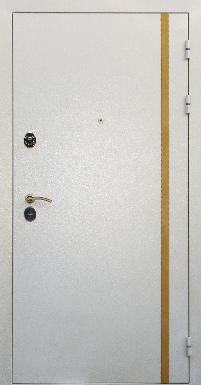 двери металлический белые