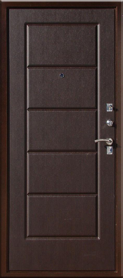 двери венге входная